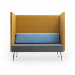 copy of Sofa 2 or 3 seats with acoustic panels - Loft X