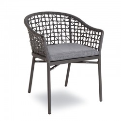 copy of Upholstered outdoor armchair - Lady