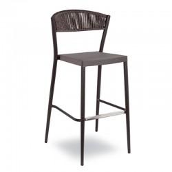 copy of Aluminium outdoor stool - Diva