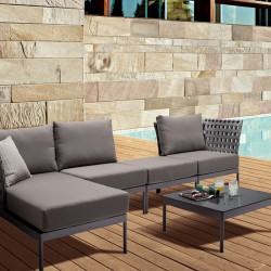 Modular outdoor living room - Villa Lounge