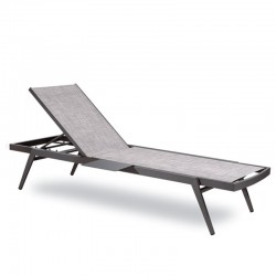 copy of Adjustable aluminum bed - Malindi Tex