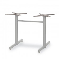 copy of Aluminum bar table base 3 legs - Torino