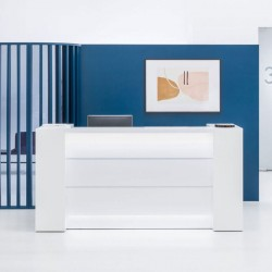 Modular Reception desk 10 Valde