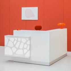 copy of Corner reception desk - Valde