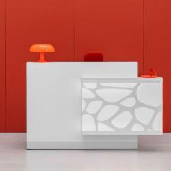 copy of Reception corner counter - Organic