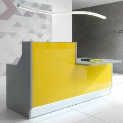 Modular reception desk 34 Linea