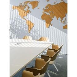 copy of Rectangular meeting table - Quando