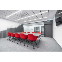 Rectangular meeting table - Ogy Y