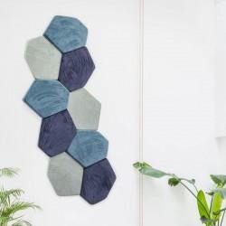 Pannello isolante acustico da parete - Bazalto