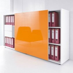 Storage cabinet with sliding door - Standard