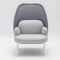 copy of Waiting room armchair - Mesh