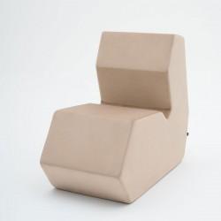 Poltrona/pouf sala attesa - Shape