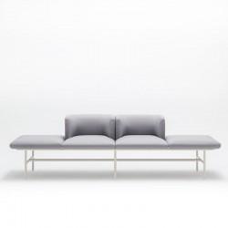 Seduta modulare sala attesa - Agora