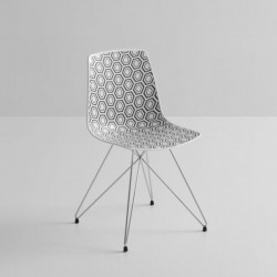 Chair with wire frame Alhambra TC