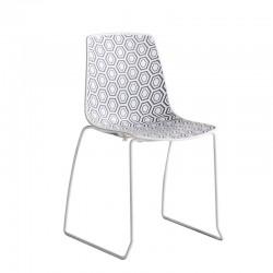 Chair sled frame Alhambra ST