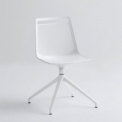Swivel Chair with or without armrests Akamai L