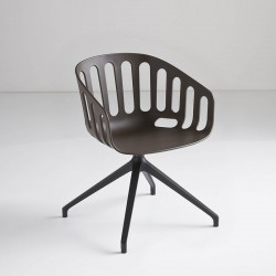 Swivel chair on spokes - Basketball
