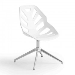 Swivel chair with or without castors Ninja L