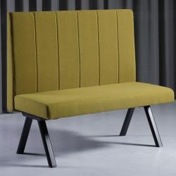Modular padded bench - Social-ize