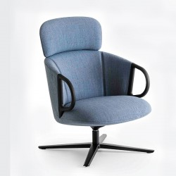 copy of Swivel armchair waiting room - Cucaracha