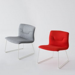 copy of Colourful chair for indoor/outdoor use - Slot