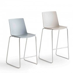copy of Stackable chair with or without armrests - Jubel