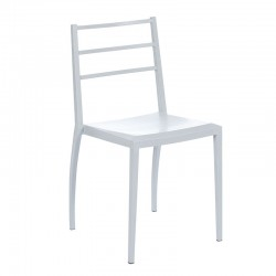Bar chair for indoor/outdoor use - Prisma