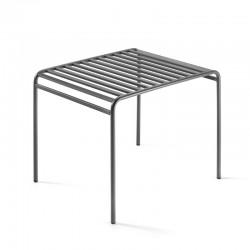 Tavolino in metallo da esterno - Link