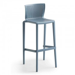 copy of Stackable bar chair with or without armrests - Spyker