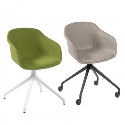 copy of Upholstered bar chair - Dame