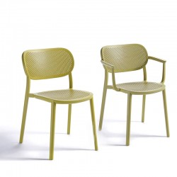 copy of Coloured stackable chair- Basket