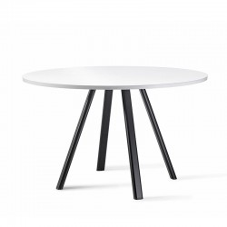 Round meeting table - Surfy