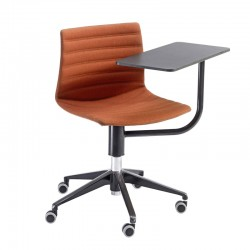 copy of Lounge chair with fabric/leather seat - Kanvas
