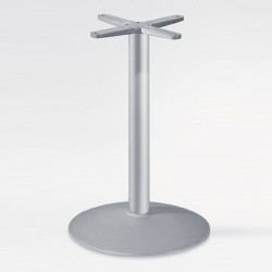Base tavolo bar H. 73/110 cm - BTK