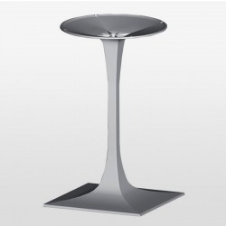 Base tavolo bar quadrato - Venus Square