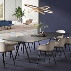 Tavolo riunioni Ufficio rettangolare - Surfy