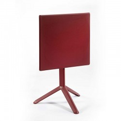 Tavolo Bar 60x60 con piano ribaltabile - Arket Plus