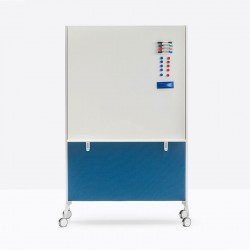 Divider Panel with Magnetic Whiteboard - Ypsilon
