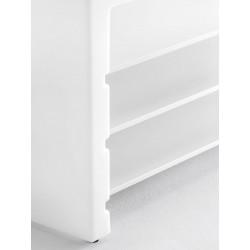 Upholstered Modular Bar Counter - Oblique