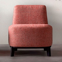 Minimal Armchair for Hotel Furniture - Dory