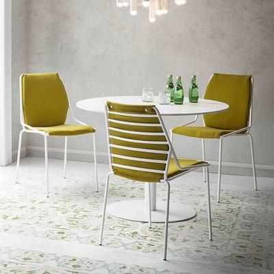 Sedie per Arredo Hotel: soluzioni funzionali e di design ISA Project