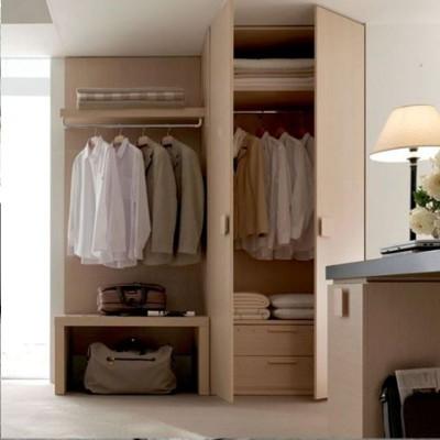 Wardrobes | Hotels Furnishings | ISA Project