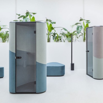 Acoustic Office Booths