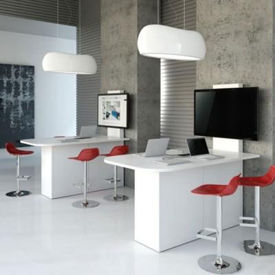 Postazioni Multimediali   Arredo Ufficio Moderno    ISA Project