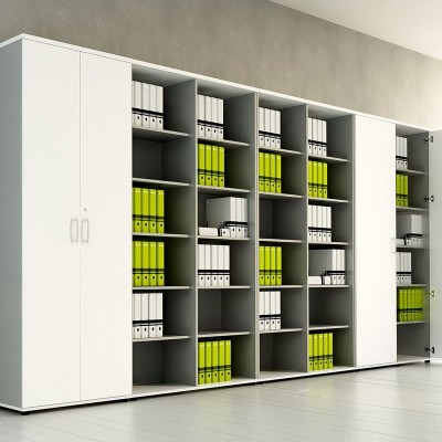 Office cabinets | Office Furniture | ISA Project