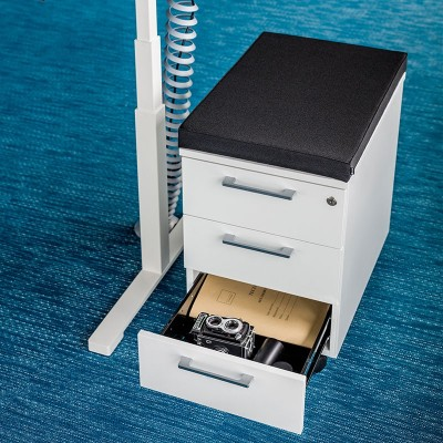 Drawers of Desk