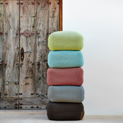 Outdoor Poufs