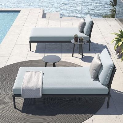 Chaise longue ISA Project: quando il Design incontra il Comfort