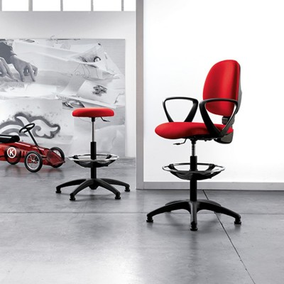 Office Stools | Office Furnishing | ISA Project