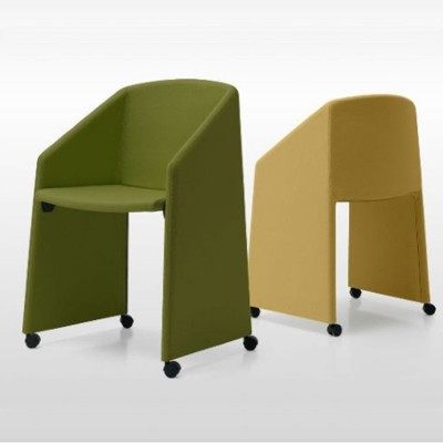 Tub armchairs | Office Furnishing | ISA Project